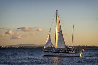 Sail Away from Lisbon.