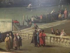 """Vue de Venise"", 1726-1728, Canaletto (1697-1768), Musée de Grenoble, Grenoble, Rhône-Alpes-Auvergne, France. (byb64) Tags: muséedegrenoble musée museo museum grenoble isère 38 rhônealpes dauphiné france frankreich francia europe europa eu ue xxe 20th peinture painting dipinto cuadro tableau xviiie 18th settecento canaletto giovanniantoniocanal vuedevenise vedutismo vedutista védutisme venise venezia venice dogana veduta vue vista ville town city ciudad stadt venedig venecia rococo"