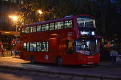 RATP London United VH45226 BF67GKD (Will Swain) Tags: london kings cross station 17th november 2017 greater capital city south east bus buses transport travel uk britain vehicle vehicles county country england english ratp united vh45226 bf67gkd euston
