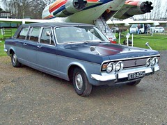 135 Ford Dorchester (1970) (robertknight16) Tags: ford 1970s british dorchester colemanmilne limousine brooklands xtb405h