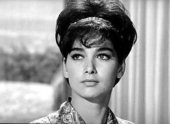 "Suzanne Pleshette in ""Wall of Noise"" (1963). (stalnakerjack) Tags: 1963 cinema hollywood movies film suzannepleshette wallofnoise"