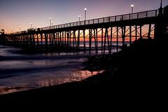 2017 Oceanside Pier Sunset 7 (DrLensCap) Tags: oceanside pier sunset california ca pacific ocean robert kramer