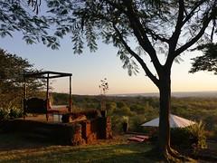 Stanley Safari Lodge afternoon, Zambia