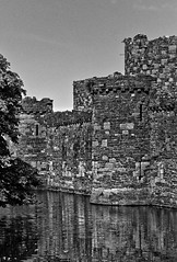 Beaumaris Castle - 2 (Patrick Cray) Tags: anglesey beaumaris cadw castle summer wales historical
