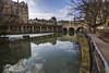 The classic view of Bath (Through Bri`s Lens) Tags: bath somerset pulteneybridge riveravon brianspicer canon5dmk3 canon1635f4