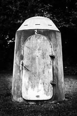 2 (joerg.busack) Tags: stilllife shelter rost stillleben entry bunker eingang metall iron rust eisen tür bw metal door