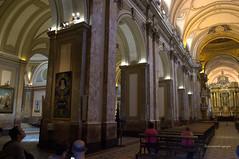 Catedral dos (luisarmandooyarzun) Tags: ciudadlight religión fe photographyfotografías luces interior arquitectura ciudad argentina buenosaires catedral flickrsbest