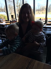 """Grandma Miller Holds Dani and Kai on Her Birthday • <a style=""""font-size:0.8em;"""" href=""""http://www.flickr.com/photos/109120354@N07/38828596385/"""" target=""""_blank"""">View on Flickr</a>"""