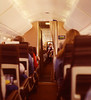 Concorde G-BOAB cabin 1984, about to go supersonic (M McBey) Tags: concorde britishairways supersonic gboab cabin