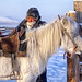 Horse Breeder in Oymyakon