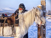 Horse Breeder in Oymyakon (tehhanlin) Tags: sony horse horsebreeder oymyakon russia siberia sakha sakharepublic travel places place animal horses ngc yakutsk winter weather nature breeder