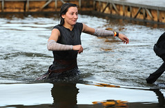 Sloperplunge-SO-012018_2950 (newspaper_guy Mike Orazzi) Tags: sloperplunge plunge campsloper southington 70200mmf28gvr d3 fundraiser winter cold ice icy weather rayne water wet woman girl costume cosplay brunette