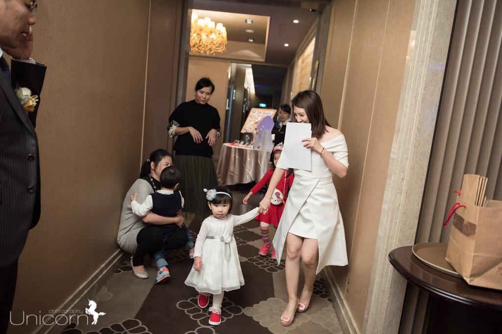 《婚攝一条》家仰 & 怡萍 / 福華飯店