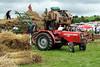 Massey Ferguson 410 (Falippo) Tags: masseyferguson mf greatdorsetsteamfair gdsf tractor farmtractor trattore trattoreagricolo harvest wheat agricoltura agriculture farming