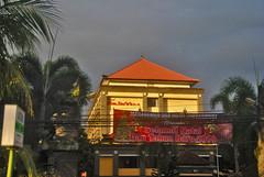 Hotel Jimbarwana Negara (Everyone Sinks Starco (using album)) Tags: building gedung architecture arsitektur bali negara