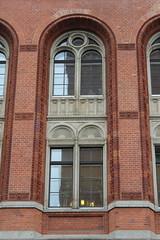 IMG_2138 (paquerettepétille) Tags: rathaus mairie berlin brique rouge tour télévision bâtiment