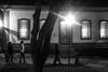 Tiradentes-MG (Johnny Photofucker) Tags: tiradentes minasgerais mg brasil brazil brasile bw pb preto branco black white lightroom noite night notte cidadehistórica cidadeshistóricas arquitetura architecture architettura noiretblanc 40mm museudesantana casadacadeia