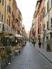 Roman side street (jimsawthat) Tags: urban streetscene rome italy cafes