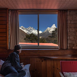 Mount Everest from Bed! What a View!! thumbnail