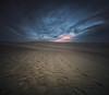 Jockey Ridges Last Light (shanahanphotography) Tags: sanddunes obx sand landscape sunset nature northcarolina beauty orange nc bluehour nagshead beautiful magichour jockeyridge statepark yellow firstinflight clouds