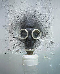 headeight (robert suhonen photography) Tags: skull explosion art digitalart sony sonya7 photoshop ps gass gassmask decay visual visuals digi manipulation photomanipulation gallery