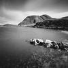 Loch Caol na Cora-bheinne (Mark Rowell) Tags: eigg lochcaolnacorabheinne scotland hebrides thesmallisles hasselblad 903 swc mediumformat 6x6 120 fuji acros bigstopper film
