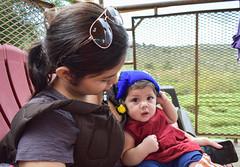 Baby Arita, la nueva modelo (dhararoque) Tags: naturaleza cafés babyarita montañas