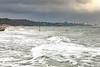 Towards Bournemouth (M_squared Images) Tags: msm1935 dorset poole sandbanks beach sea christmasday