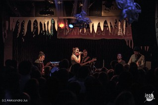 Lena Romul: Tribute to Amy Winehouse - Warszawa (07.01.18)