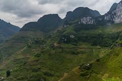 Průsmyk Ma Pi Leng (zcesty) Tags: vietnam23 skála silnice krajina hory vietnam mapileng dosvěta hàgiang vn
