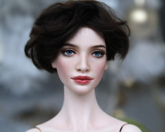 Maria Natalia Loseva face up by me (KarinaKo) Tags: bjd faceup bjdfaceup commission artdoll natalia loseva maria by