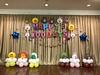 澳門百日宴佈置 Macau 100Days Balloon Decoration, 百日宴場地 (澳門氣球店 澳門氣球派對 MACAU BALLOON P) Tags: 澳門 澳門百日宴 澳門氣球店 求婚 macau balloon shop baby shower