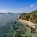 Traumstrand Anse Source d'Argent La Digue Seychellen