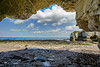 Flamborough IMG_3218 (oddlegs) Tags: flamborough may sea beach cliffs chalk uk yorkshirecoast
