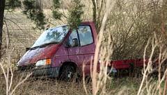 L279 XDX (Nivek.Old.Gold) Tags: 1993 ford transit 190 d lwb chassis cab 2496cc