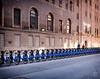Blue Line (brianloganphoto) Tags: chelsea blue urban manhattan northamerica nyc regions newyork bikes unitedstates people street newyorkcity us