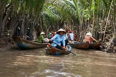 Mekong Canoeing (radkuch.13) Tags: vietnam asia mekong canoe