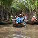 Mekong Canoeing