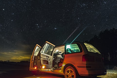 Nightsky, Poland, Podlasie (grzegorz.maciejewski) Tags: night sky stars 14mm rokinon samyang f28 manual lens poland podlasie