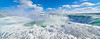 Niagara Falls - Ice, snow and rainbow (AncasterZ) Tags: panorama niagarafalls winter snow ice stitch microsoftice laowa15mmf2 a7rii a7rm2 falls waterfalls