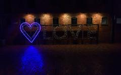 Love Locks (John G Briggs) Tags: toronto distillery district light fest festival sculptures public art