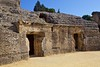 Italica-62 - Version 2 (Paco Barranco) Tags: italica santiponce sevilla ruinas romanas españa spain trajano adriano