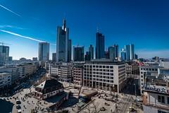 Frankfurt am Main - Hauptwache (Tbui15) Tags: frankfurtphotowalkfeb2018skyline downtown hauptwache galeria kaufhof skyline