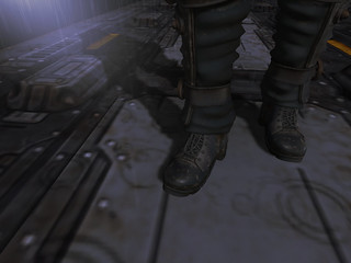 In the Brave New Future we will still have leaky boots