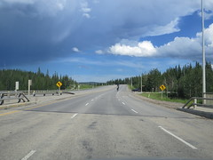 Continuing on with my drive from Smithers to Edmonton (jimbob_malone) Tags: 2017 highway16 hinton alberta