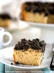 Black and White Sesame Streusel Cake 1 (Bitter-Sweet-) Tags: vegan baking sweet dessert food snack cake sesame tahini seeds livingtreecommunity paste easy crumb struesel coffee square slice eggless dairyfree nondairy plantbased healthy sugar black white