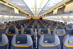 Thomas Cook Scandinavia Airbus A330 - 300 Cabin View (prahatravel) Tags: gra canaria canary islands kanariøyene trip 2018 january holiday travel spain kanarieöarna las palmas thomas cook airlines scandinavia oyvkh from værnes trondheim airport flyplass airbus a330 300 flight cabin view inside
