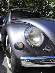I'm winking at you (Couldn't Call It Unexpected) Tags: volkswagen beetle bug chrome spain
