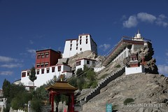 Thiksey Monastery (Rolandito.) Tags: asia inde india indien kashmir ladakh thiksey monastery