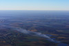 Virgin Balloon Flight (15 Oct 2011) - So,mersham (image left) (ST 251) Tags: virgin balloon flight hot air flying morning autumn october longstanton chatteris a141 cambridgeshire villages drains over willingham earith somersham turbines